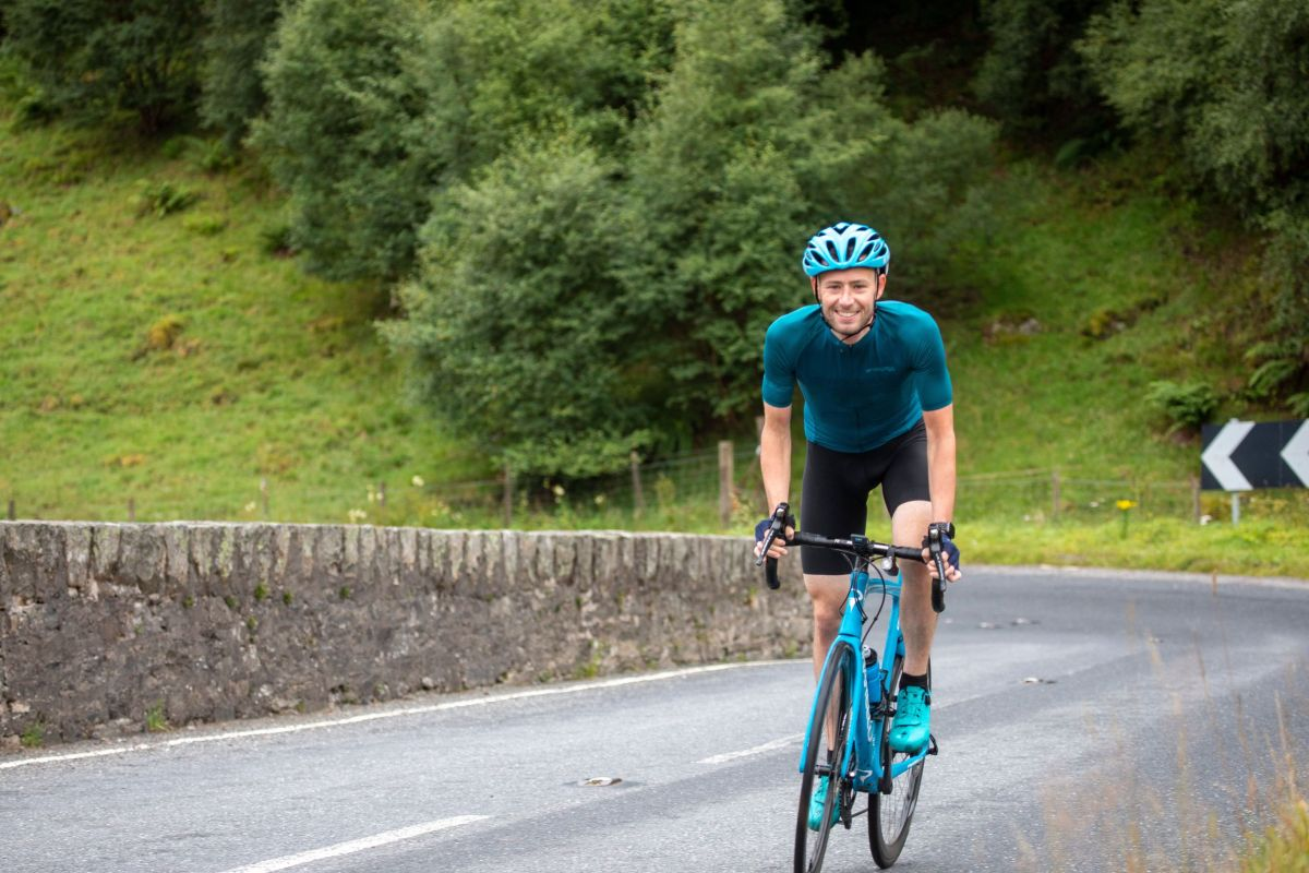 Scottish rider sets new record for distance ridden in a week