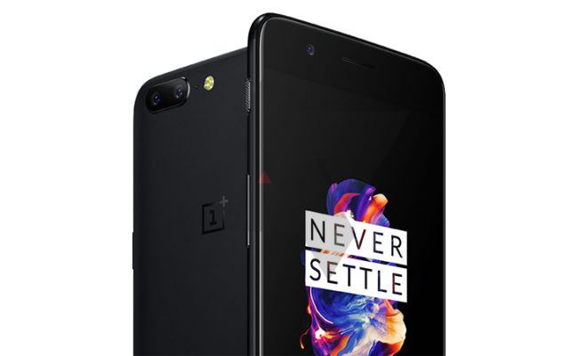 OnePlus 5 is official, here are all the details
