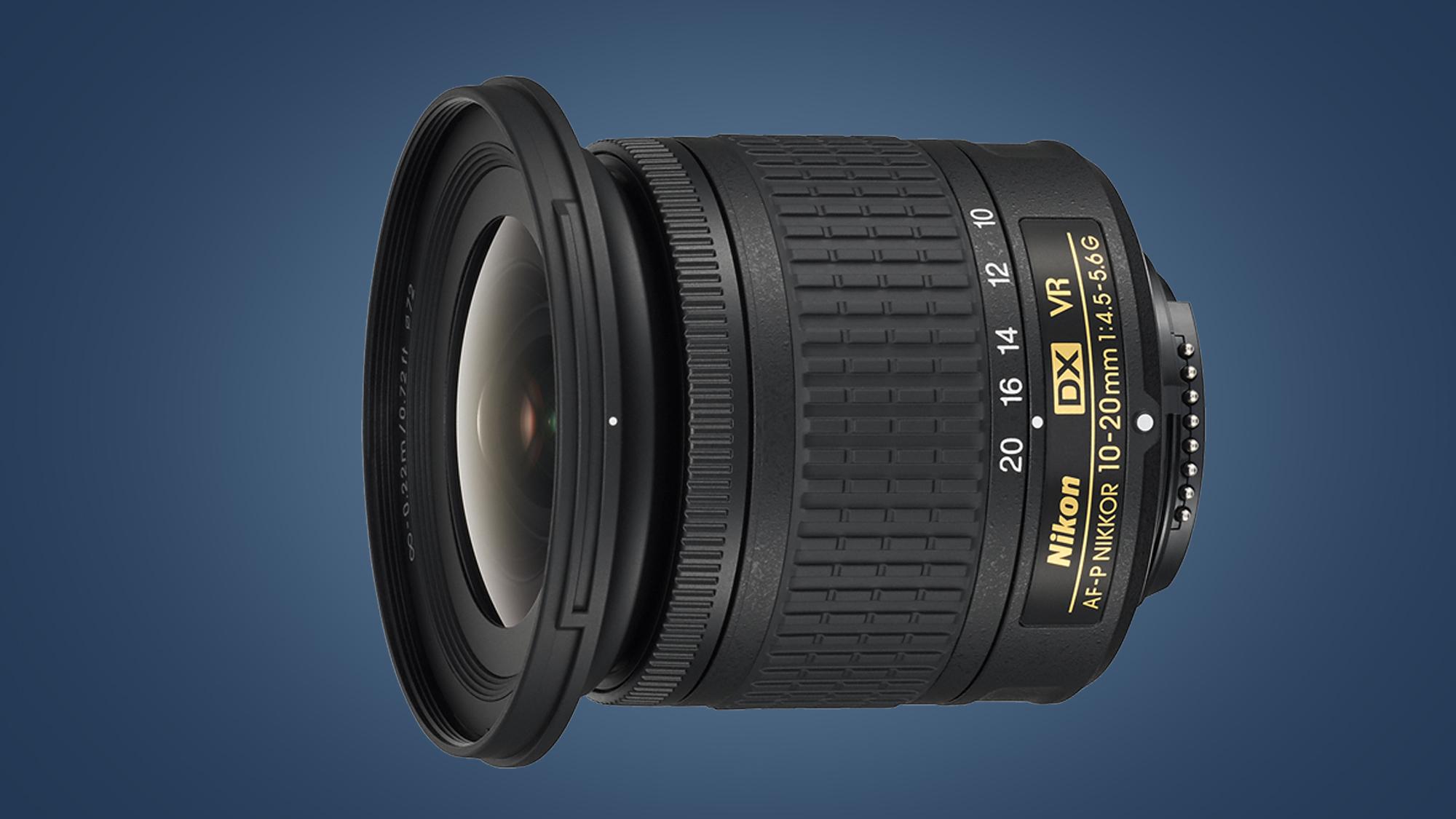 Nikon AF-P Nikkor 10-20mm
