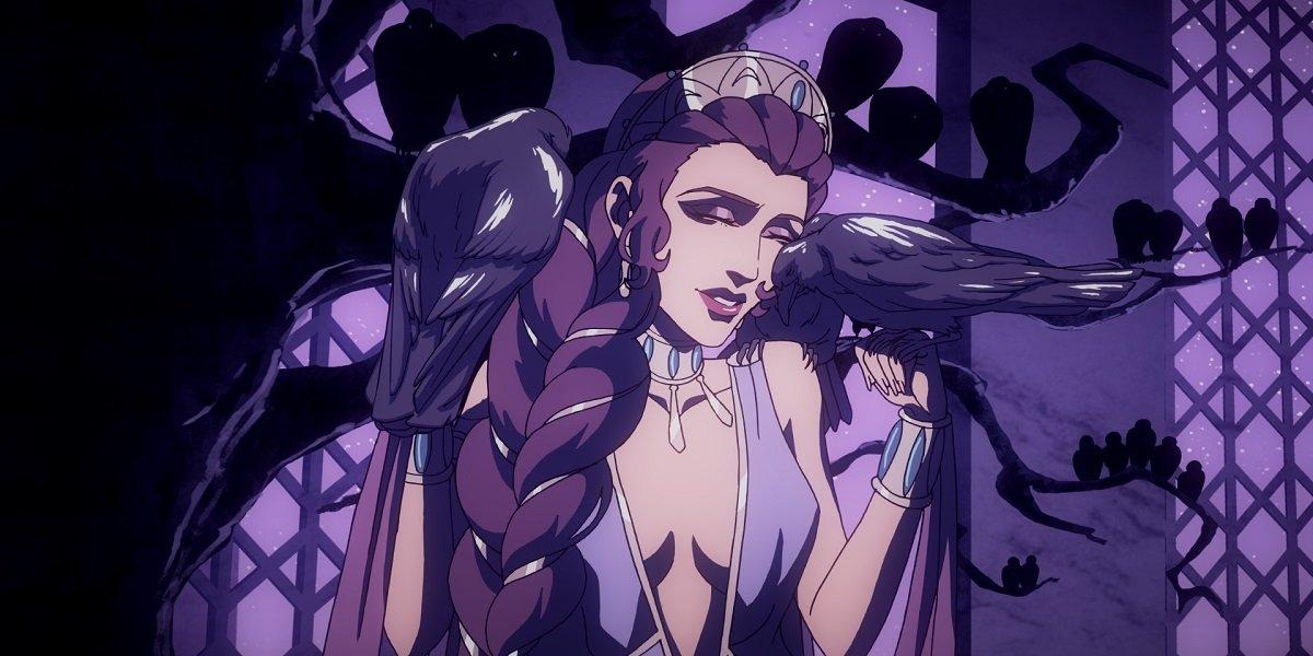Hera Blood of Zeus Netflix