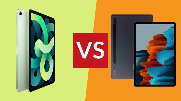 Apple iPad Air 2020 vs Samsung Galaxy Tab S7+
