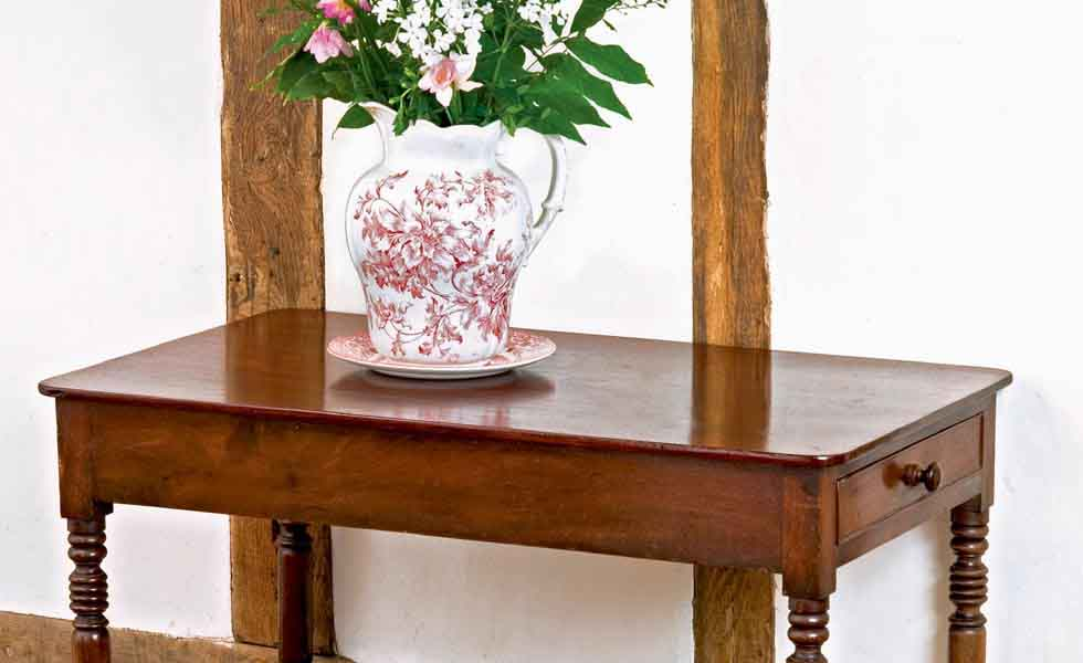 . How to restore old wooden furniture   Real Homes