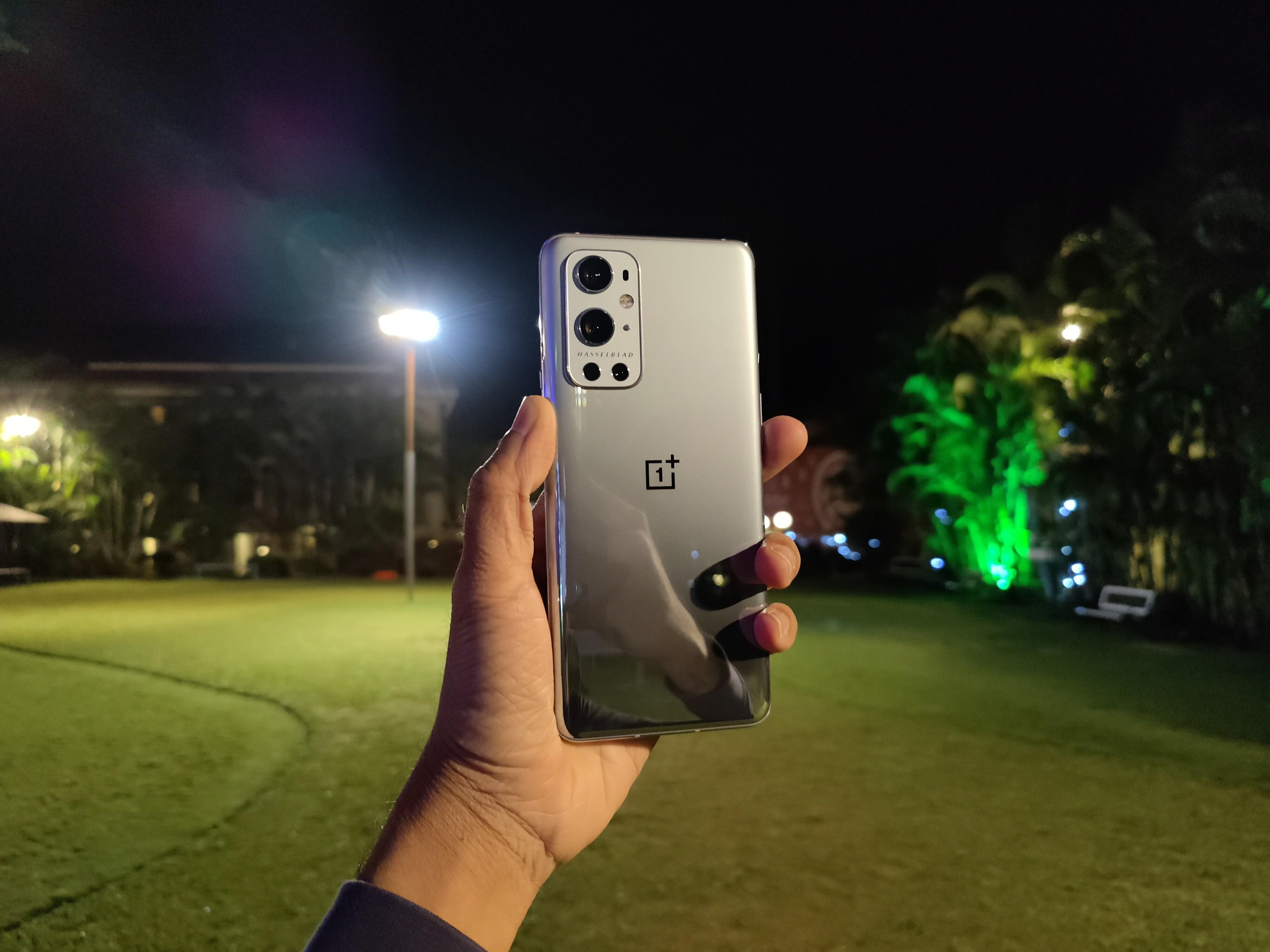 OnePlus 9 samples