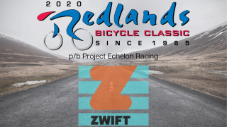 Redlands Bicycle Classic on Zwift
