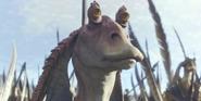 Star Wars' Jar Jar Binks Actor Wants To Play A Beloved Marvel Superhero, And Sign Meesa Up