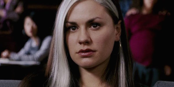 Anna Paquin as Rogue in X-Men 3