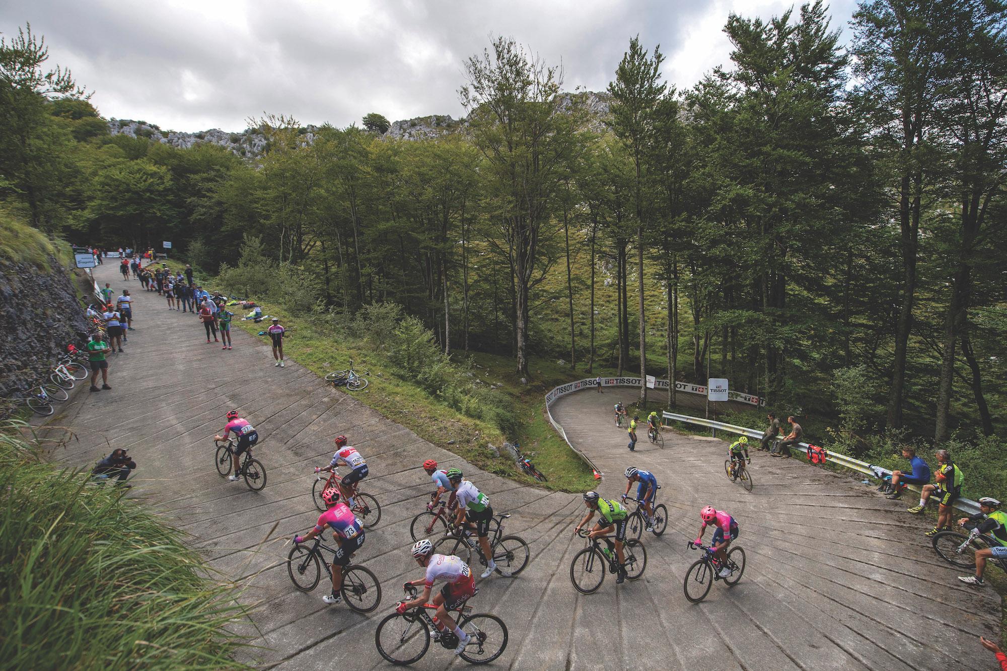 Mano-a-mano across the Med: Monte Zoncolan vs Alto de los Machucos - Cycling Weekly