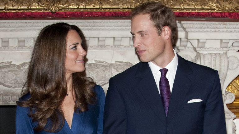 The Duke and Duchess of Cambridge got engaged in 2010