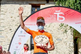 Gavin Mannion won two stages at the Tour de Savoie Mont Blanc