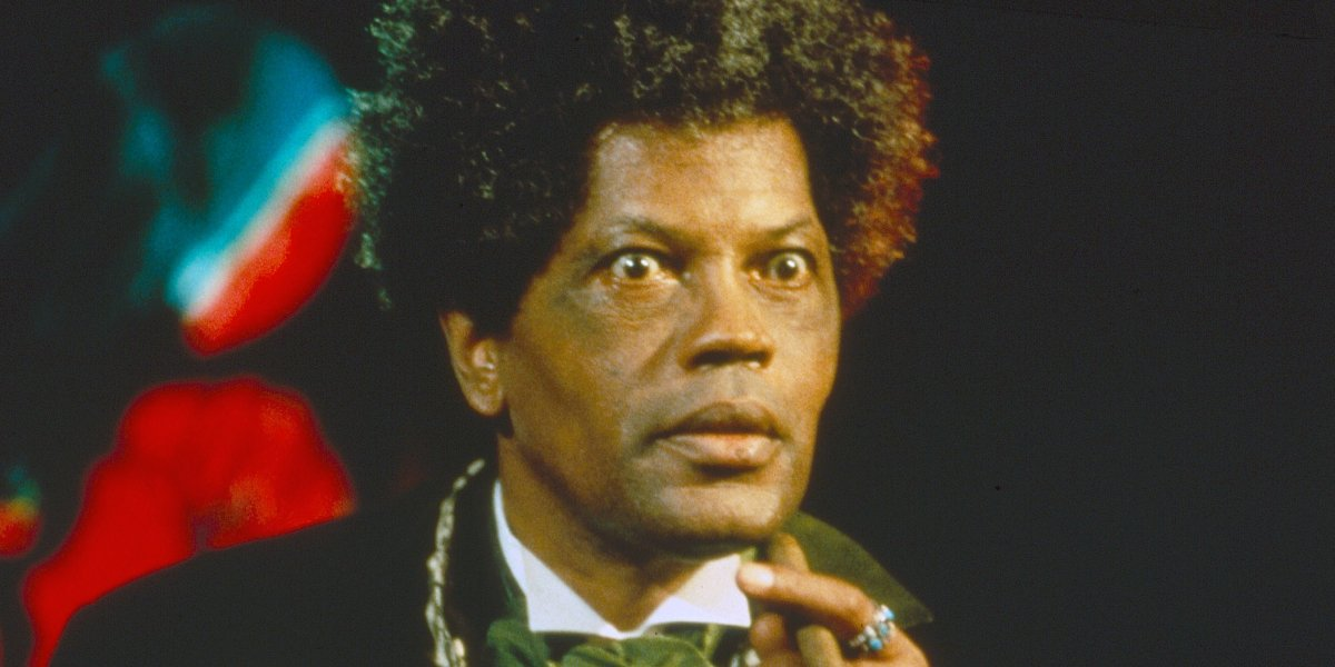 Clarence Williams III in Tales from the Hod