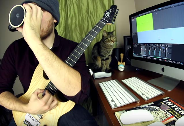 No Frets Allowed Rob Scallon S New Song Is Whammy Bar Only