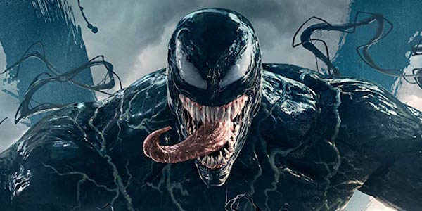 Venom symbiote from movie