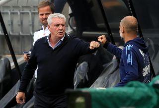 Newcastle United v Manchester City – FA Cup – Quarter Final – St James' Park