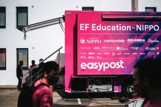 EF Education-Nippo signs new partner EasyPost for Tour de France