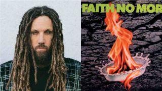 Brian 'Head' Welch Faith No More