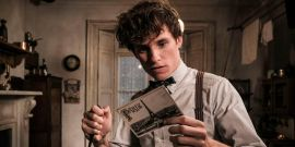 The Harry Potter Character Eddie Redmayne Really Wants In Fantastic Beasts 3