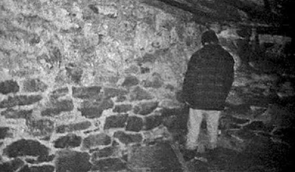 The Blair Witch Project Michael Corner