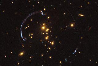 galaxy cluster RCS2