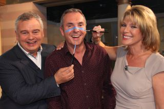 Alan Fletcher: 'It's lovely having two families'