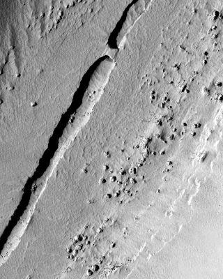 Mars Lava Tube