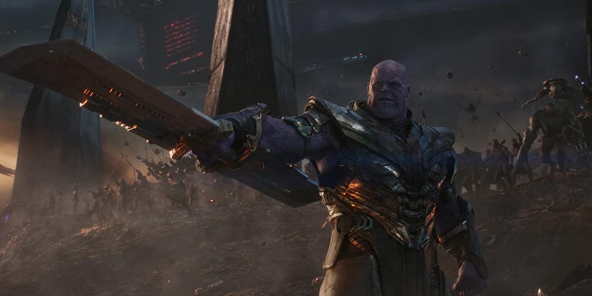 Thanos in Endgame