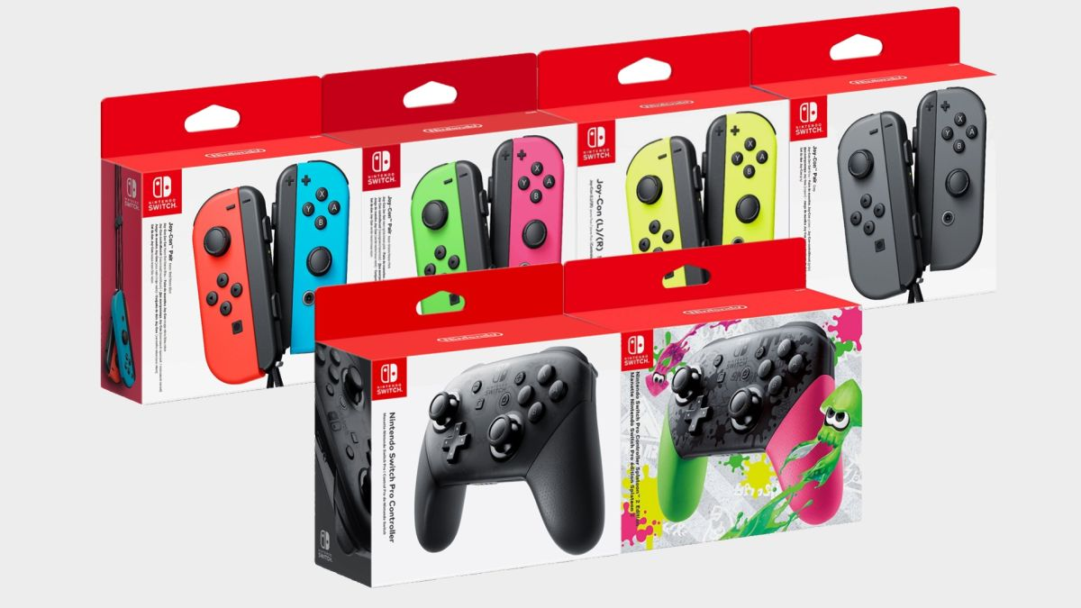Best Nintendo Switch Pro controller deals and cheap Joy-Con prices (September 2018)