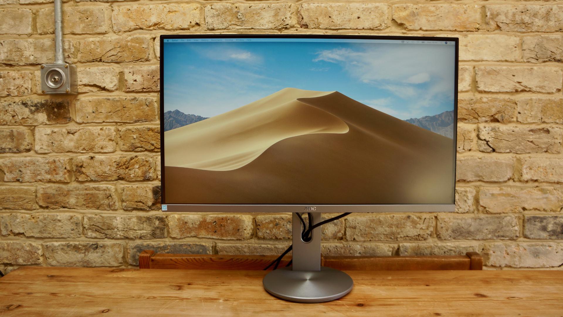 AOC U2790PQU 4K monitor review | TechRadar