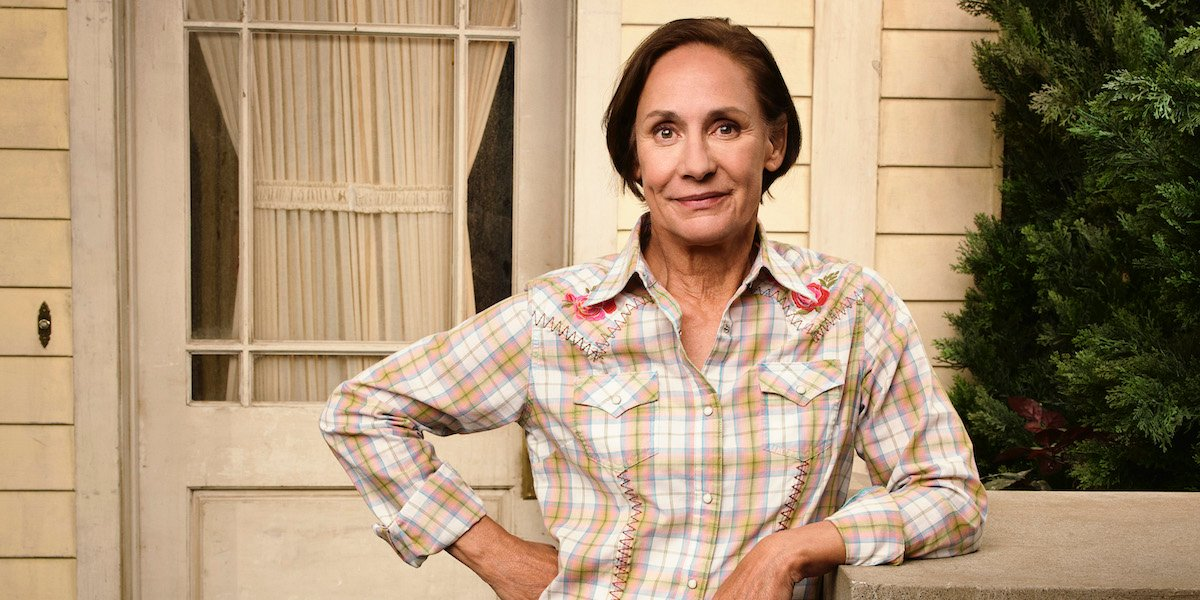 the conners laurie metcalf jackie season 2