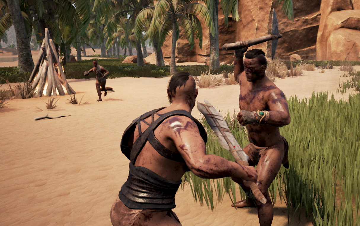 Conan Exiles' server issues and uninspired crafting make it hard to