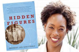 Author Margot Lee Shetterly