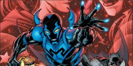 DC's New Blue Beetle Just Confirmed The Role With A Sweet Post