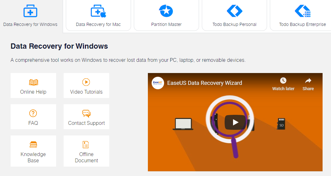EaseUS Data Recovery Wizard Pro review