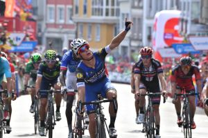 Gianni Meersman wins stage five of the Vuelta a España