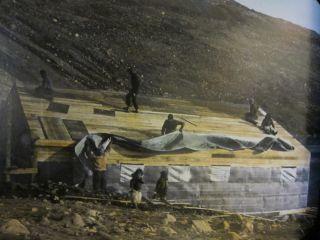 Arctic exploration, polar exploration, crocker land expedition, peary macmillan arctic museum