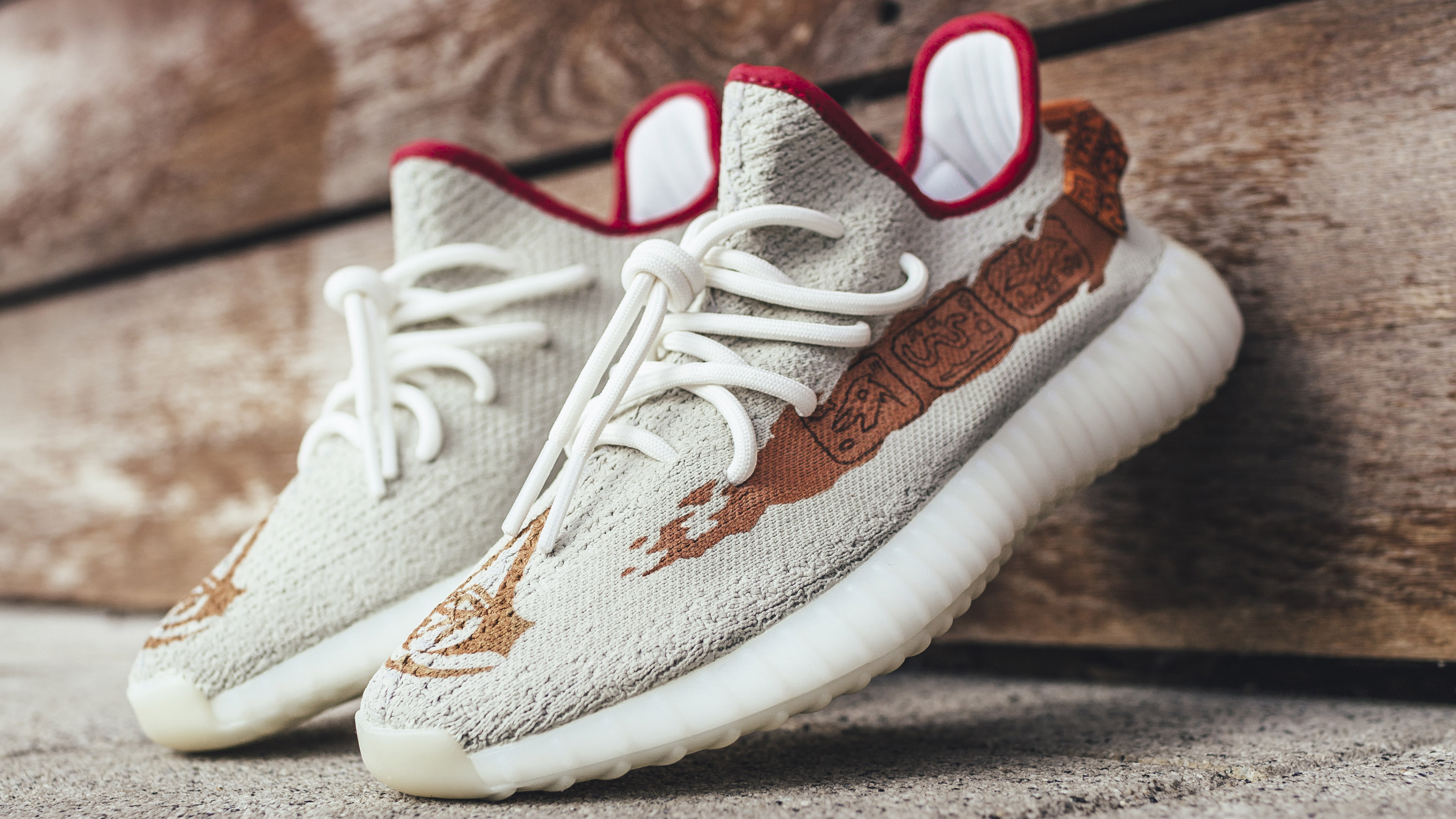 5afb29fcc891e Here s your chance to win a pair of ultra-exclusive Assassin s Creed  Origins Yeezys