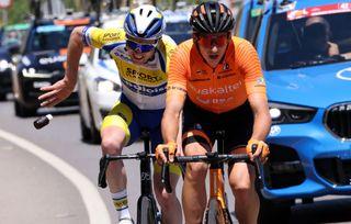 Antonio Soto (Euskaltel-Euskadi) during the Vuelta a Andalucia