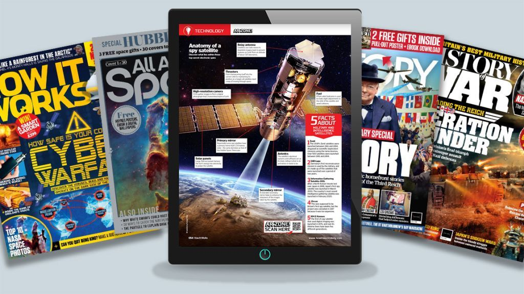 Subscribe to your favourite magazines from simply $12 for 12 months!