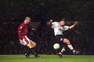 Soccer – FA Carling Premiership – Manchester United v Sunderland – Old Trafford