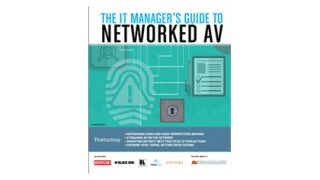 The Technology Manager's Guide to Networked AV