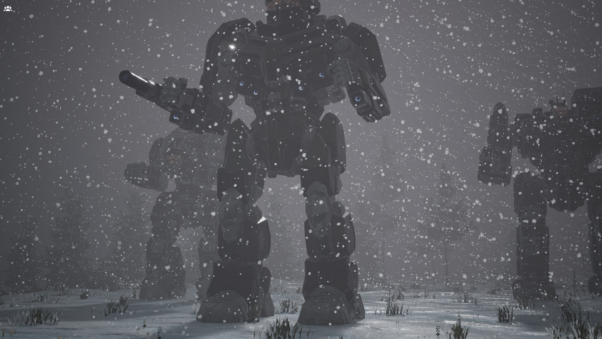 Pump up Mechwarrior 5's weather effects with this lovely mod