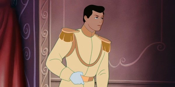 Prince Charming in Cinderella