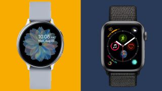 Samsung Galaxy Watch Active 2 vs Apple Watch 4: which smartwatch is