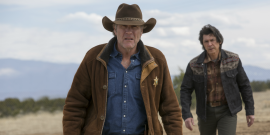 Why Longmire Is Popular With Fans, According To His Creator