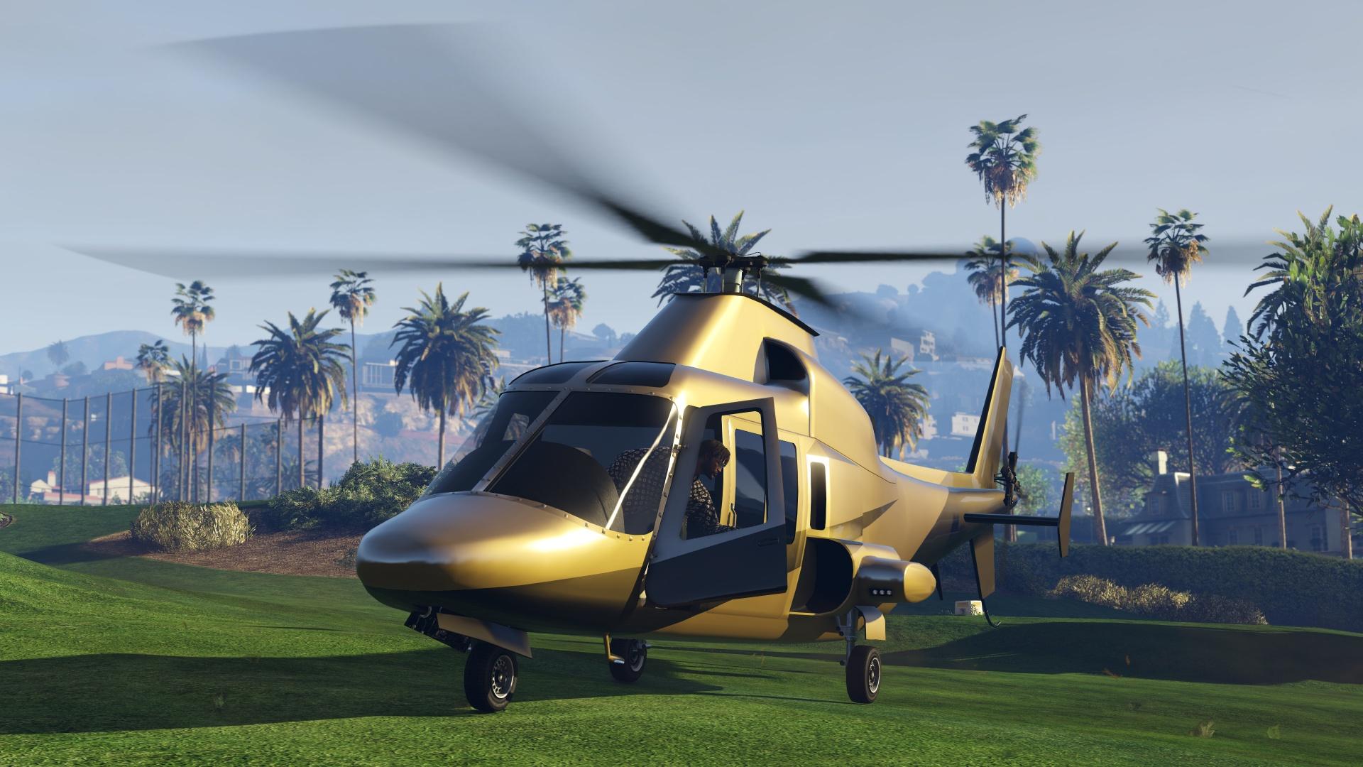 GTA 5 Online Ill-Gotten Gains Update Is Days Away #32813
