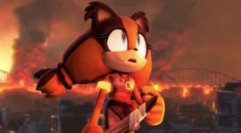 Sonic Forces Has A Release Date