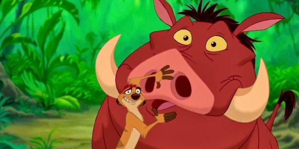 Timon Pumbaa