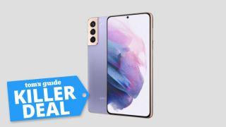 Samsung Galaxy S21 deal