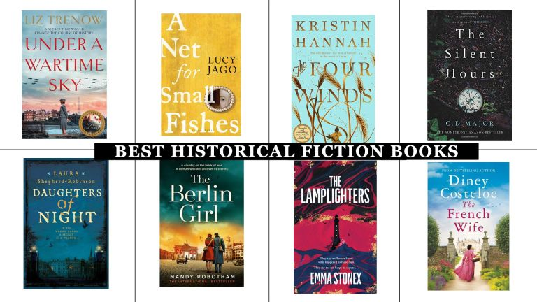 best historical fiction books