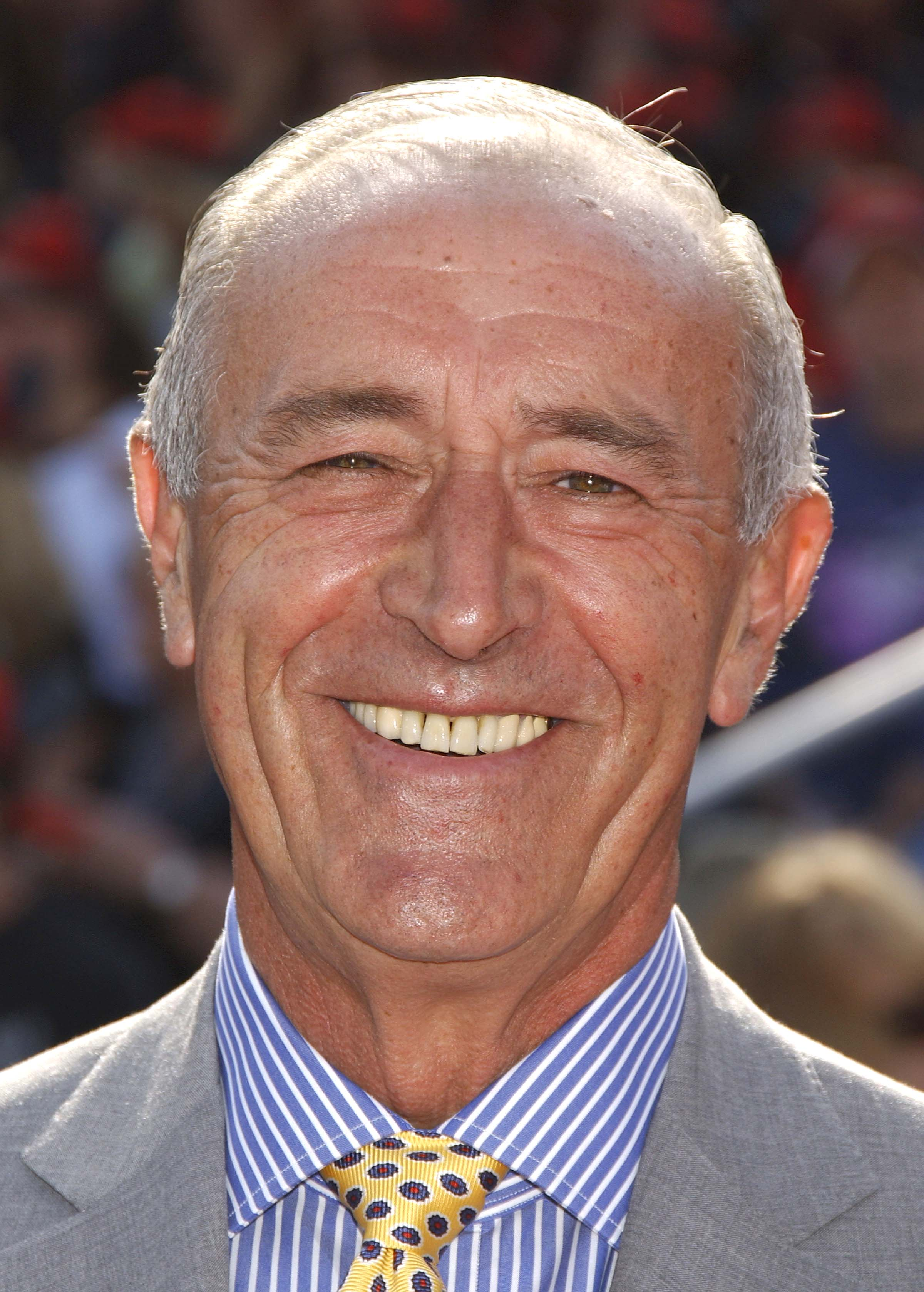 Len Goodman hits out at Arlene's 'Strictly' axe