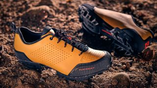 Bontrager GR2 gravel shoes